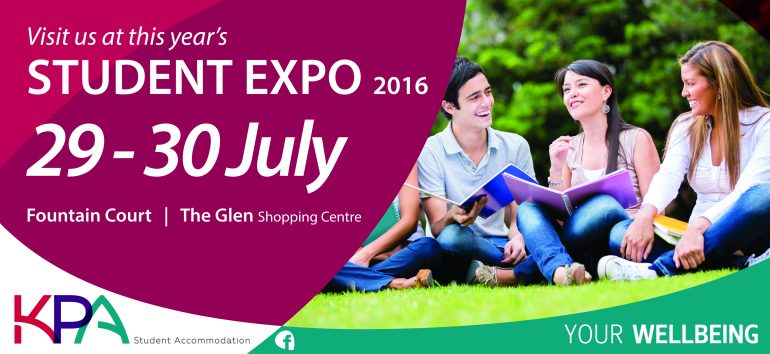 KPA Student Accommodation Expo 29th July 2016
