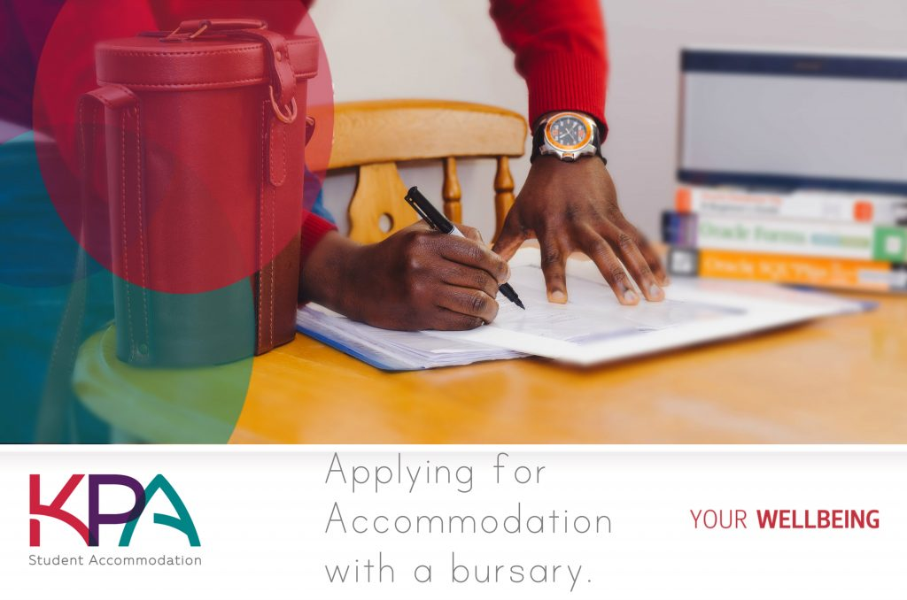 KPA Student Accommodation bursary